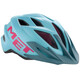 MET Crackerjack Helm light blue/magenta